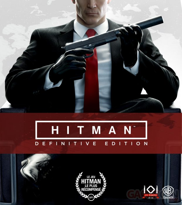 Hitman Defintive Edition