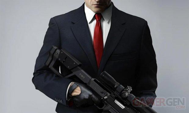 Hitman Sniper head
