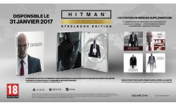 HITMAN SteelBookEdition French PEGI