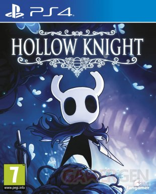 Hollow Knight jaquette PS4 22 03 2019