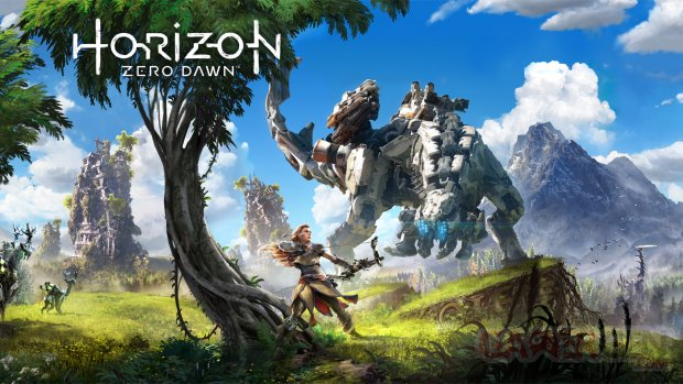 Horizon Zero Dawn 1920x1080 wallpaper