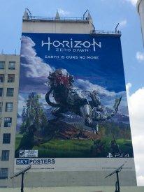 Horizon Zero Dawn affiche LA E3 2016