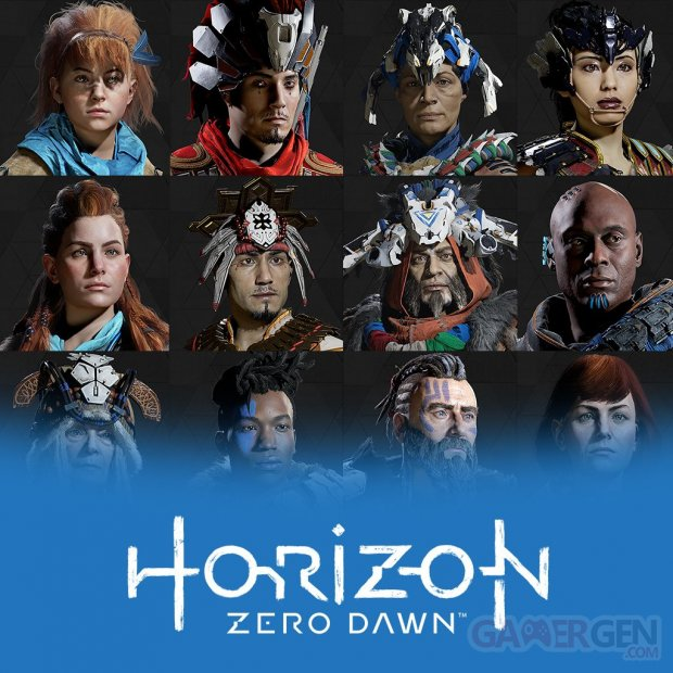 Horizon Zero Dawn avatar gratuit PSS