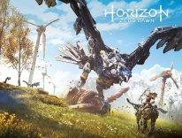 Horizon Zero Dawn comics cover B Game Art