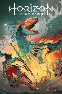 Horizon Zero Dawn comics cover D Ann Maulina
