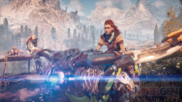 Horizon Zero Dawn Complete Edition head 3