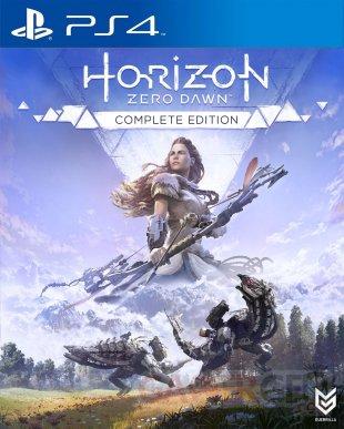 Horizon Zero Dawn Complete Edition jaquette image