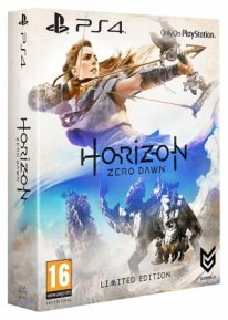 horizon zero dawn edition speciale ps4 9459