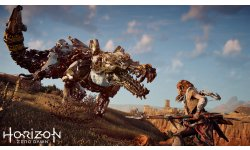 Horizon Zero Dawn gameplay mechas 02 20 10 2016