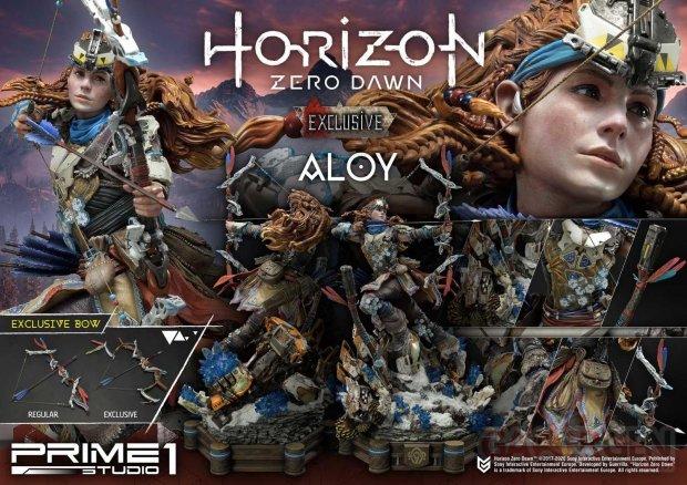 Horizon Zero Dawn Prime 1 Studio Aloy statuette 09 28 06 2020