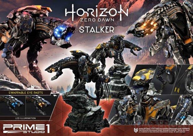 Horizon Zero Dawn Prime 1 Studio Stalker statuette 04 28 06 2020