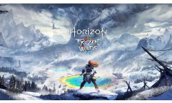 Horizon Zero Dawn The Frozen Wilds logo