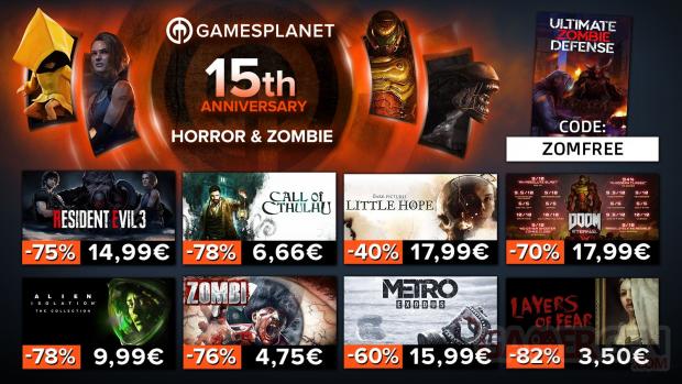 Horror Zombie Gamesplanet