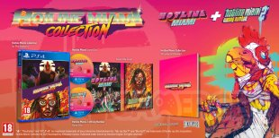 Hotline Miami Collection 16 04 2021 édition physique Just for Games PS4.