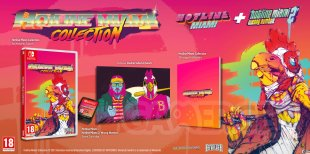 Hotline Miami Collection 16 04 2021 édition physique Just for Games Switch.