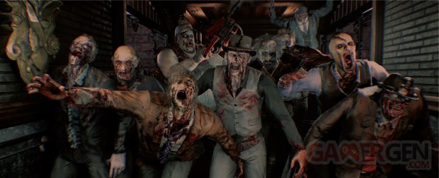House of the Dead Scarlet Dawn   Screen Shot 1