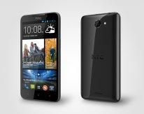 HTC Desire 516 PerLeft DarkGray