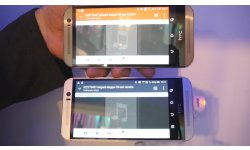 htc one m8 m9 boomsound comparaison mwc2015 phonearena