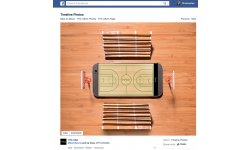 HTC One M9 Facebook post 1