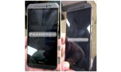 HTC One M9 Hima front side leak 1