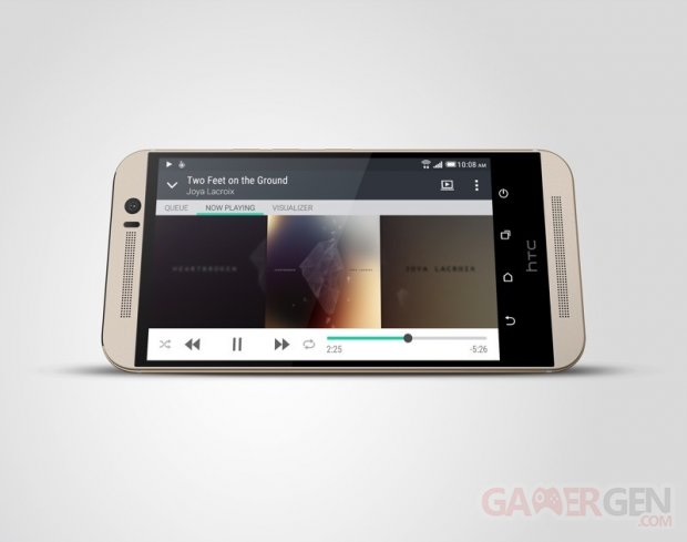 htc one m9 silver perl 1