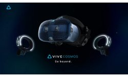 HTC Vive Cosmos head