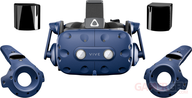 HTC Vive Pro Full Kit Complet