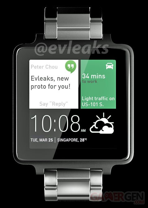 htc watch android wear