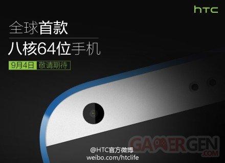 htc weibo octocore 64bits