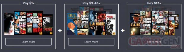 humble bundle rockstar games