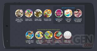 humble mobile bundle cartoon network games