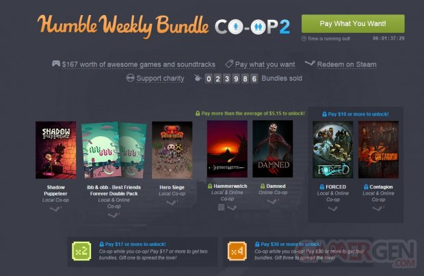 humble weekly bundle coop 2