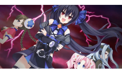 Hyperdevotion Noire Goddess Black Heart