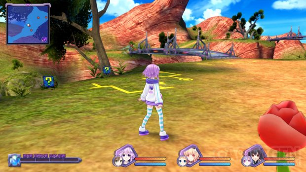 Hyperdimension Neptunia Re Birth 1 PC 4