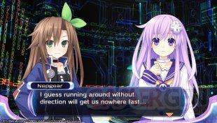 Hyperdimension Neptunia Rebirth 2 Sister Generation mages 1