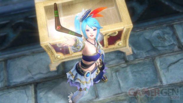 Hyrule Warriors captures Ocarina of Time 15