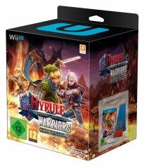 Hyrule Warriors PEGI jaquette WII U edition limitée