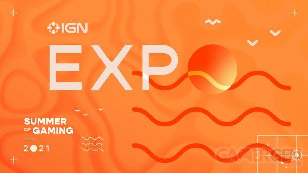 IGN Expo 2021 head logo