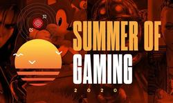 IGN Summer of Gaming 2020 head logo banner