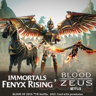 Immortals Fenyx Rising collaboration Blood of Zeus 02 21 01 2021