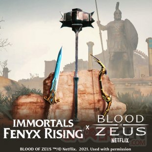 Immortals Fenyx Rising collaboration Blood of Zeus 03 21 01 2021