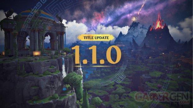 Immortals Fenyx Rising Update 14 01 2021