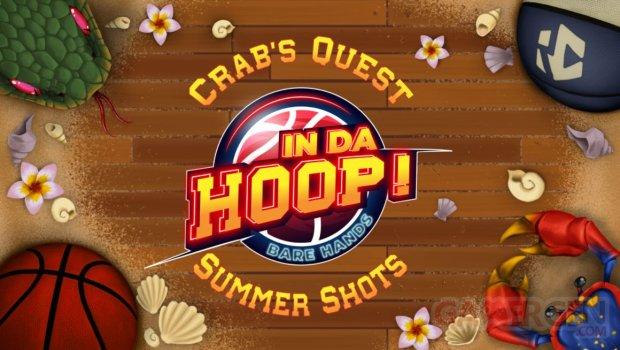 In da Hoop! Crab's Quest  Summer Shots pack   0006 1