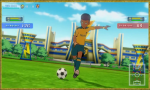 inazuma eleven ares plateformes accueil periode sortie et video gameplay jeu foot