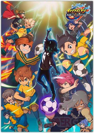 Inazuma Eleven Great Road 02 01 04 2020