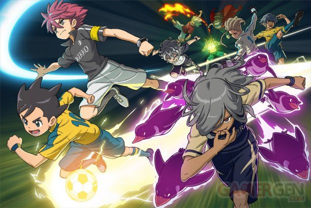 Inazuma Eleven Heroes Great Road 18 03 2020