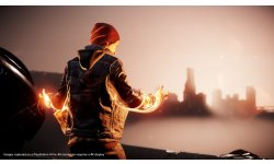 Infamous Second Son First Light PS4 Pro 4K 4