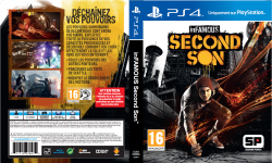 inFAMOUS Second Son jaquette 2