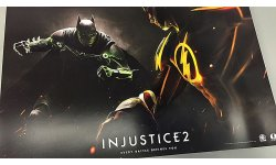 Injustice 2 fuite affiche image capture