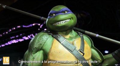 test injustice 2 que vaut le dlc les tortues ninja gamergencom - Tortue Ninja